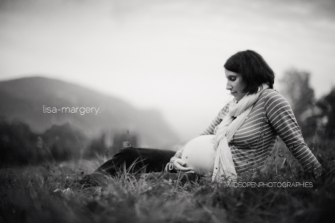 photographe grossesse à Chambéry