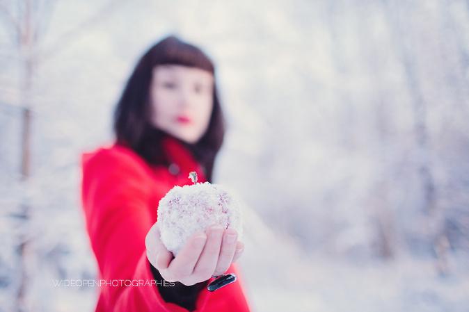 catherine. wop seance portrait neige lille 02