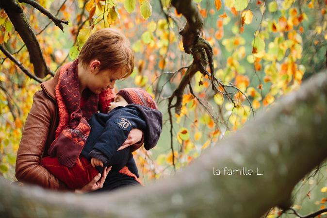 la famille L. photographe famille automne lille 00