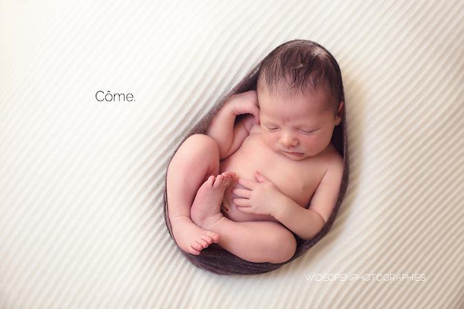 photographe nouveau-né Aix en Provence
