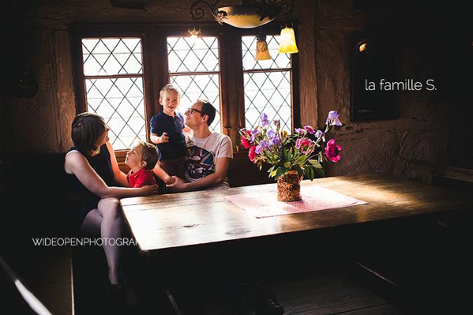 photographe famille écomusée Alsace