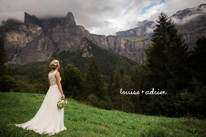 photographe mariage haute savoie samoens