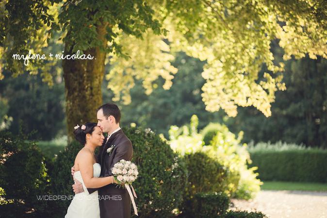 photographe mariage Doubs fort de salins les bains