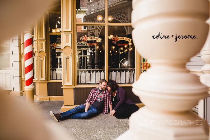 photographe mariage disneyland