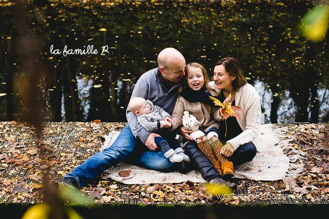 photographe famille Wasquehal automne