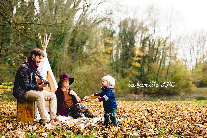 photographe famille à villeneuve d