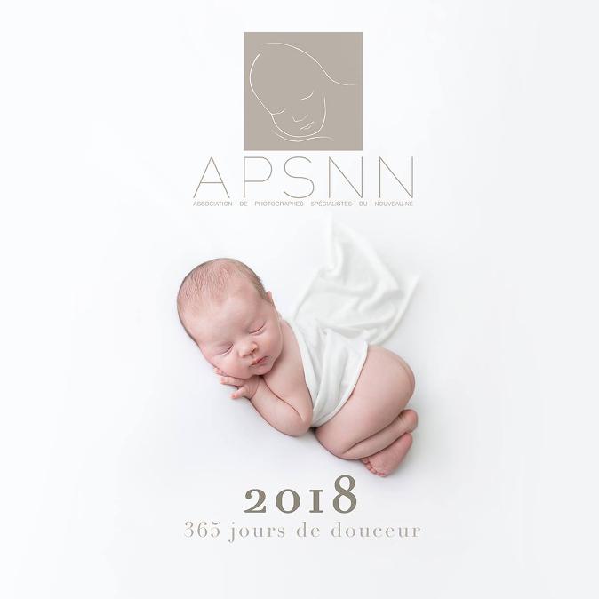 calendrier photographies nouveau né