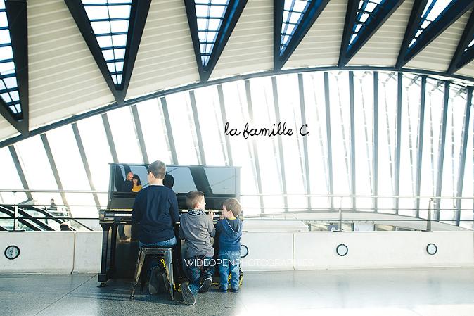 photographe famille aéroport Lyon