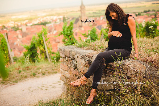 photographe grossesse Colmar