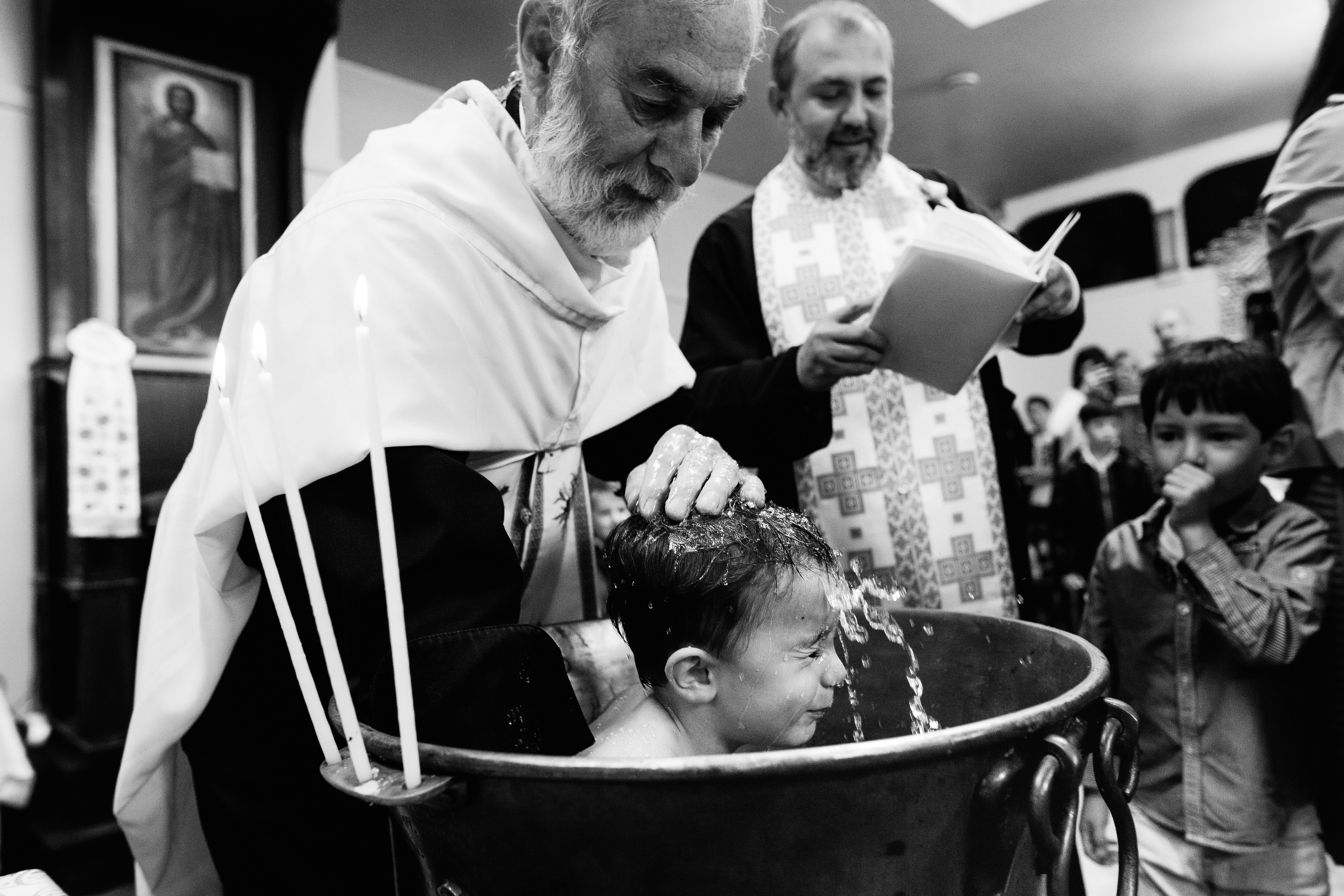 BAPTEME ORTHODOXE GREC LILLE