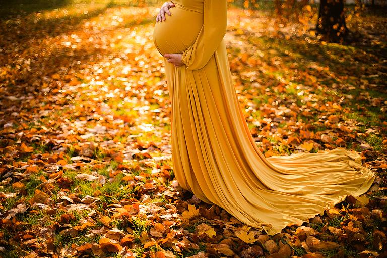 photographe grossesse roubaix automne