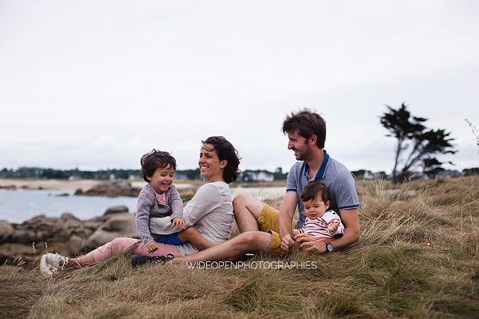 photographe famille Concarneau