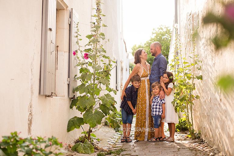 photographe famille saint martin de ré