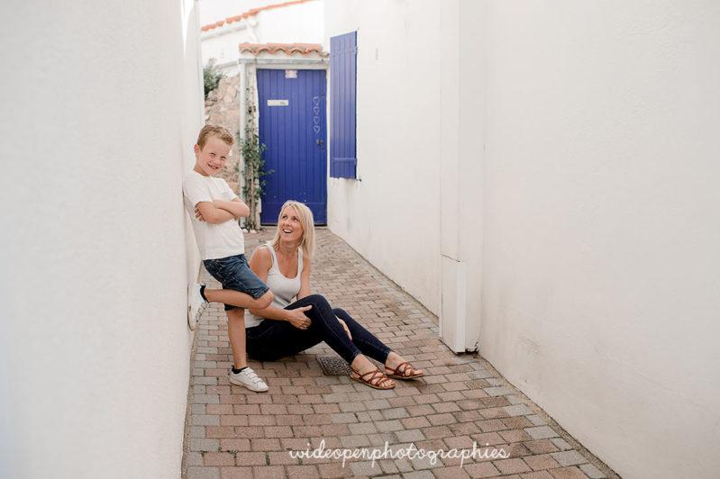 photographe famille La Chaume